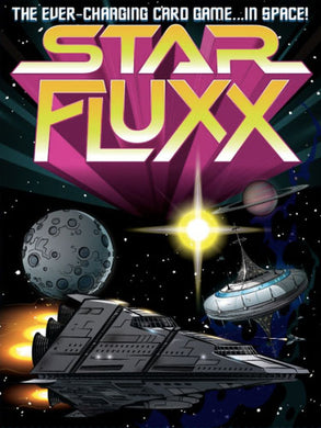 Star Fluxx Game