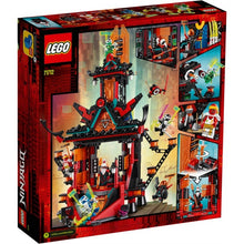Load image into Gallery viewer, Lego Nin Empire Temple 71712