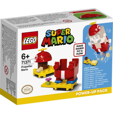 Lego SM Propeller Mario Power Up 71371