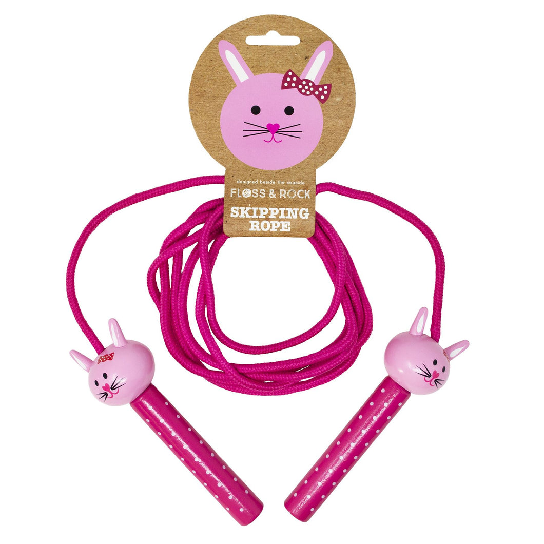 Floss & Rock Rabbit Skipping Rope