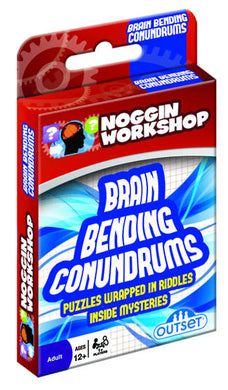 Brain Bending Conundrums