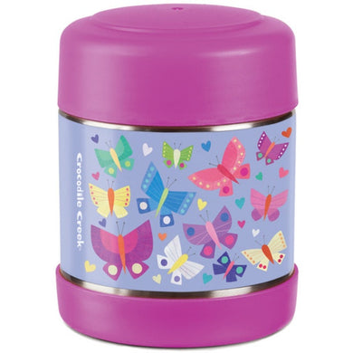 CC Insulated 300ml Food Jar Butterfly