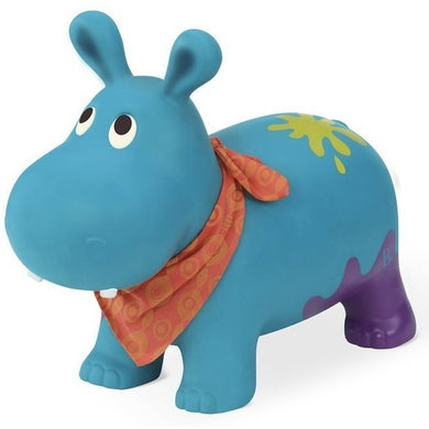 Battat Bouncy Boing Hankypants Hippo