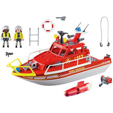 Load image into Gallery viewer, PL Fire Rescue Boat