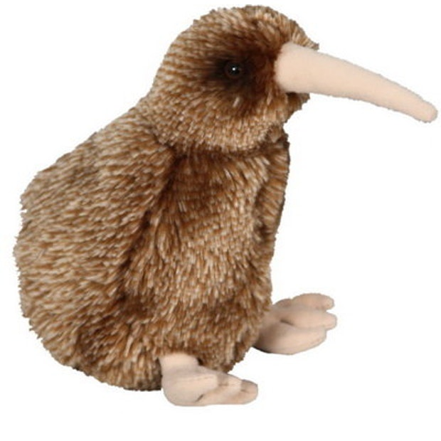 Brown Kiwi Sound Bird