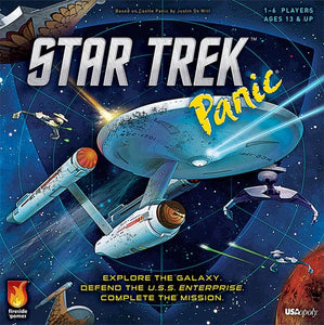 Star Trek Panic Game