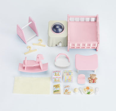 Nightlight Nursery Set Sylvanian