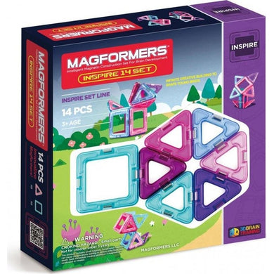 Magformers Inspire 14 pc