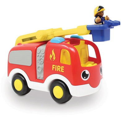 Wow Ernie Fire Engine