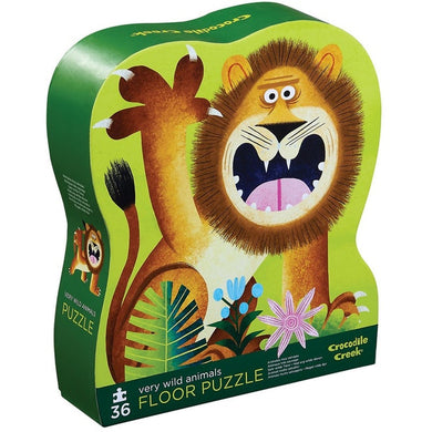CC Very Wild Animals Puzzle 36PC