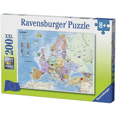 RB European Map 200pc