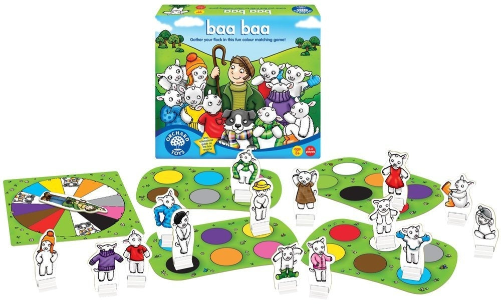Baa Baa Orchard Game
