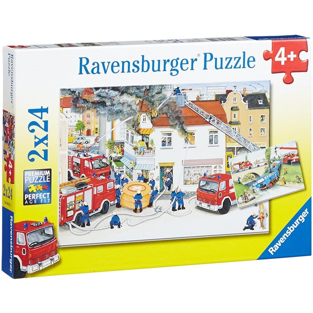 RB Busy Fire Brigade 2x24pc