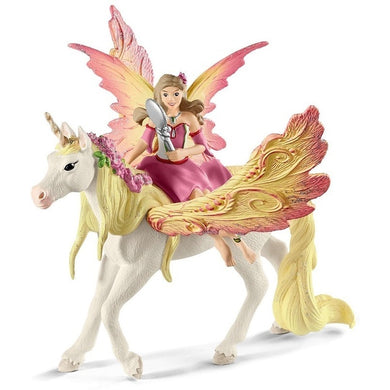 SC Fairy Feya with Pegasus