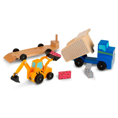 MD Dump Truck and Loader
