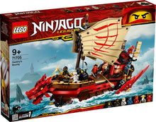 Load image into Gallery viewer, Lego Nin Destinys Bounty 71705