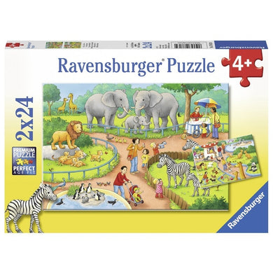RB A Day at the Zoo 2x24pc