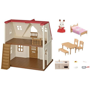 SF Red Roof Cosy Cottage Starter Set