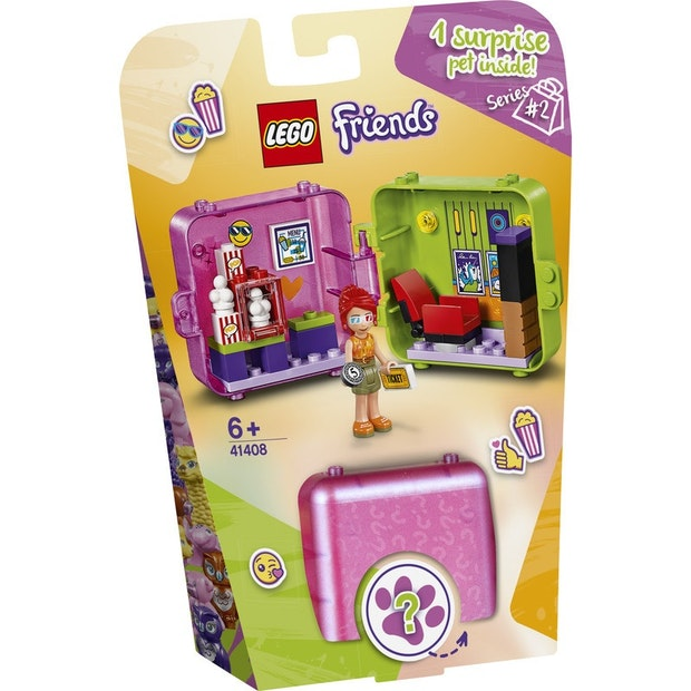 Lego Friends Mias Cube 41408