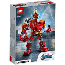 Load image into Gallery viewer, Lego SH Iron Man Mech 76140