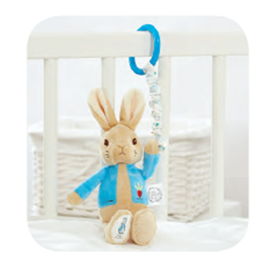 Peter Rabbit Jiggle Attachable 21cm