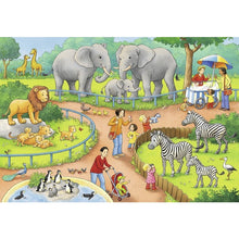 Load image into Gallery viewer, RB A Day at the Zoo 2x24pc