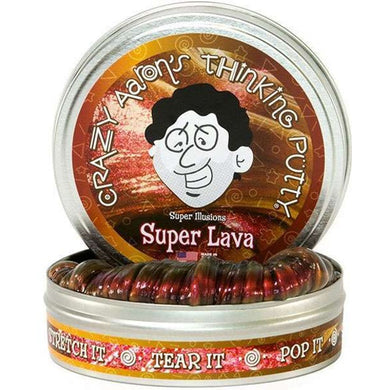 CA Thinking Putty Super Lava