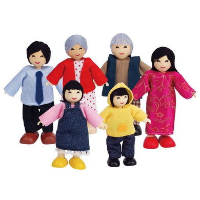 Hape Happy Family Asian