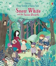 Peep Inside Fairy Tale Snow White