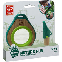 Load image into Gallery viewer, Hape Nature Detective Set