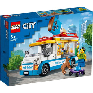 Lego City Ice Cream Truck 60253