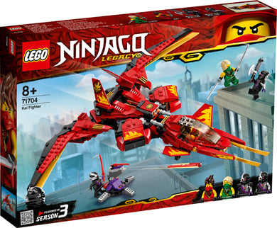 Lego Nin Kai Fighter 71704