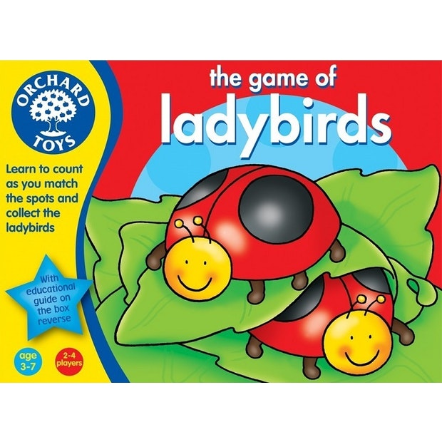 Orchard - Game of Ladybirds