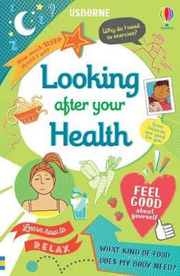 Looking After Your Health Bk