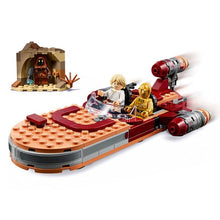 Load image into Gallery viewer, Lego SW Lukes Landspeeder 75271