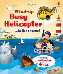 Wind Up Busy Helicopter Bk