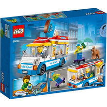 Load image into Gallery viewer, Lego City Ice Cream Truck 60253