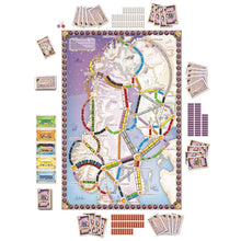 Load image into Gallery viewer, Ticket to Ride Nordic Countries