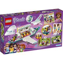 Load image into Gallery viewer, Lego Friends City Airplane 41429