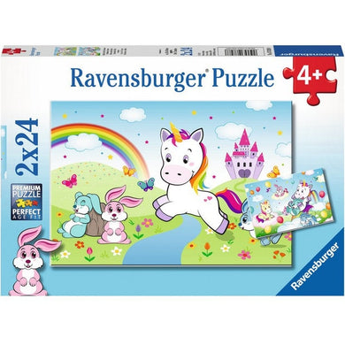 RB Fairytale Unicorn 2x24pc