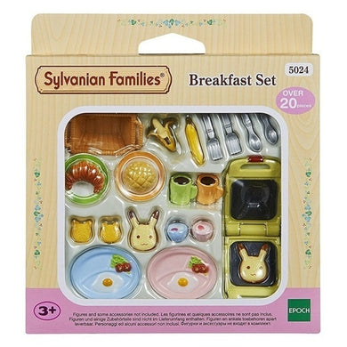 Sylvanian Breakfast Set