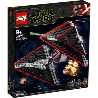 Lego SW Sith TIE Fighter 75272
