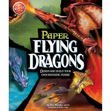 Klutz Flying Paper Dragon