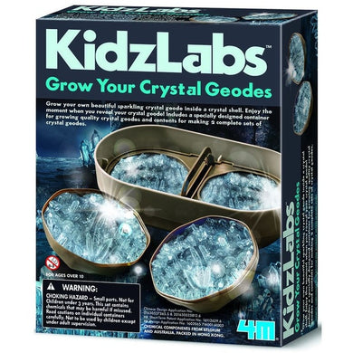 Grow Your Own Geodes