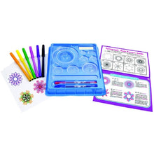 Load image into Gallery viewer, Spirograph Box Design Set