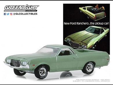 GL 1972 Ford Ranchero GT