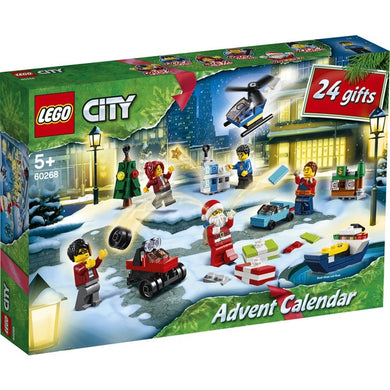 Lego Advent City 60268