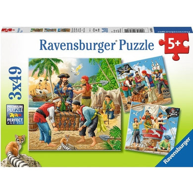 RB Adventure High Seas 3x49pc