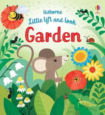 Little Lift & Look Garden Bk