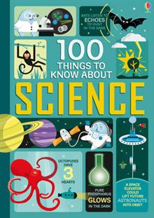 100 Things To Know Science Bk